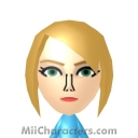 Samus Aran Mii Image by Register