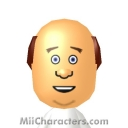 Bill Dauterive Mii Image by Matt