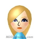 Princess Rosalina Mii Image by ScottishDok