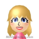 Princess Peach Mii Image by ScottishDok