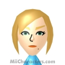 Samus Aran Mii Image by ScottishDok