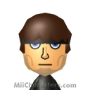Solid Snake Mii Image by ScottishDok