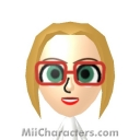 Sam Sparks Mii Image by The Mii Wizard