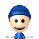 Blue Toad Mii Image by gmandres79