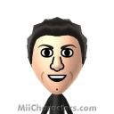 Nicolas Cage (Meme Version) Mii Image by J1N2G