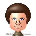 The Fourth Doctor Mii Image by 12thDoctor