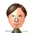 The Eleventh Doctor Mii Image by 12thDoctor