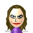 The Joker Mii Image by J1N2G