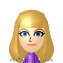 Princess Zelda Mii Image by J1N2G