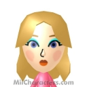 Princess Peach Mii Image by J1N2G