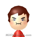 Ross Grump Mii Image by DustinBrox