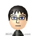Harry Potter Mii Image by dragonvenom