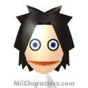 Jeff the Killer Mii Image by dragonvenom