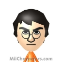 Harry Potter Mii Image by Audrey
