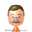 Robin Williams Mii Image by