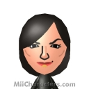 Gina Carano Mii Image by Andy Anonymous
