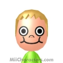 Clarence Mii Image by J1N2G