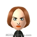 Gillian Anderson Mii Image by ohmu