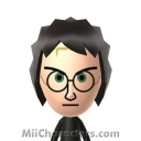 Harry Potter Mii Image by ohmu