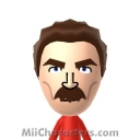 Tom Selleck Mii Image by ohmu
