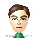 Sheldon Cooper Mii Image by Snintyeight
