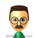 Ned Flanders Mii Image by Hisoka