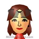 Peggy Bundy Mii Image by Ghost