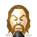 James Hetfield Mii Image by Aymeric