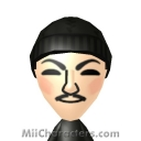 Anonymous Mii Image by MisterJukebox8