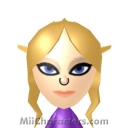 Princess Zelda Mii Image by NightGamer95