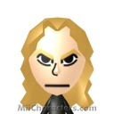 Dave Mustaine Mii Image by Zombie