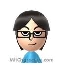 Liam J. MacKay Mii Image by Sir Jolteon