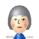 Princess Beatrix Wilhelmina Armgard Mii Image by PoketendoNL