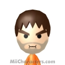 Barry Grump Mii Image by narphin ninja