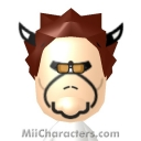 Dry Bowser Mii Image by The Joker