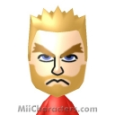 Paul Phoenix Mii Image by J1N2G