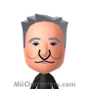 Robin Williams Mii Image by Andy Anonymous