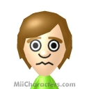 Shaggy Rogers Mii Image by PopjaGaming
