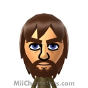 Thorin Oakenshield Mii Image by tigrana