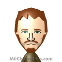 Chris Pratt Mii Image by OnyxOsprey