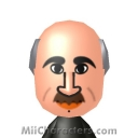 Dr. Phil McGraw Mii Image by Mackan
