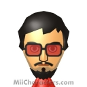 Tony Stark Mii Image by tigrana