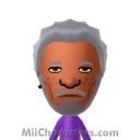 Morgan Freeman Mii Image by Techno Tater