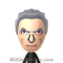 The Doctor (12th) Mii Image by Andy Anonymous