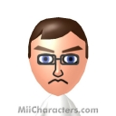 The Angry Video Game Nerd Mii Image by MisterJukebox8