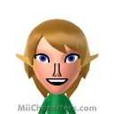 Link Mii Image by Golden