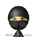 Ninja Mii Image by tigrana