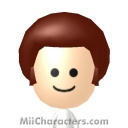 Toad Mii Image by blackhorse