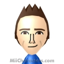 The 10th Doctor Mii Image by blackhorse