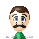 Luigi Mii Image by blackhorse